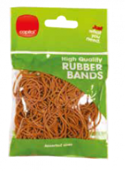 Capitol Rubber Bands 50g