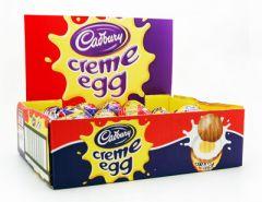 Cadbury Creme Egg 40g CDU - best before end 31/07/21