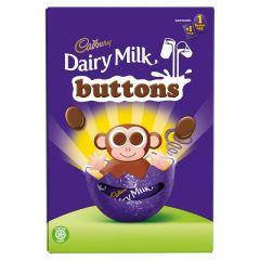 Cadbury Dairy Milk Buttons Easter Egg 85g