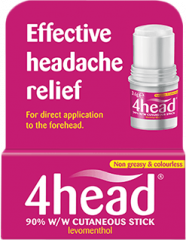 4head Headache Relief Stick 3.6g