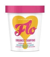 Flo Applicator Tampon Pack (14 Tampons)