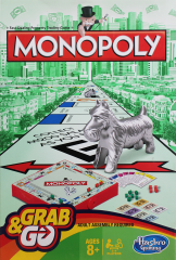 Grab & Go Game Monopoly