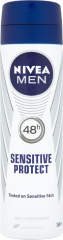 Nivea Anti-Perspirant Deodorant Sensitive Protect For Men 150ml
