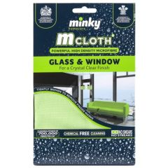 Minky Glass Cloth