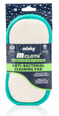 Minky M Cloth Anti-Bacterial Pad
