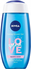 Nivea Shower Gel Love Splash 250ml
