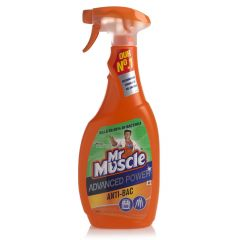Mr Muscle Advanced Power Anti-Bacterial Spray 750ml