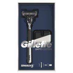 Gillette Mach3 Limited Edition Razor & Stand Gift Set