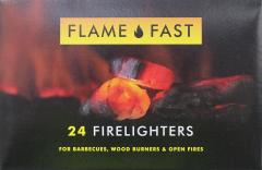 Flame Fast Firelighters 24's