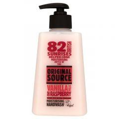 Original Source Raspberry & Vanilla Handwash 250ml
