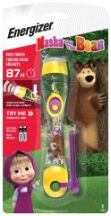 Energizer Masha and The Bear Kids Torch 2AAA