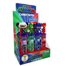 PJ Masks Figurines with Candy