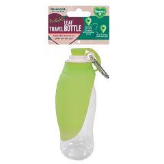 Portable Pet Leaf Travel Bottle