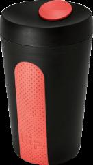 Hip Travel Cup 355ml (Polypropylene) Black 355ml
