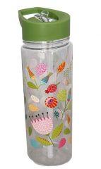 Water Bottle 500ml - Flowers