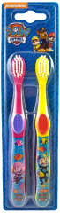 Paw Patrol Twin Toothbrush
