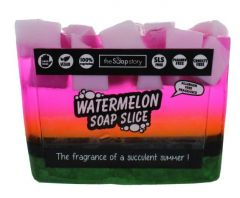 The Soap Story Watermelon Soap Slice 120g
