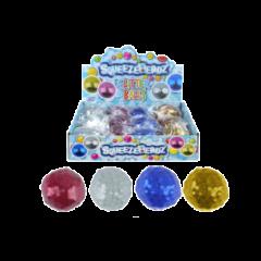 Squeezebeadz Glitter Ball