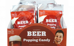 Treat Factory Beer Popping Candy