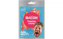 Treat Factory Bacon Flavour Popping Candy