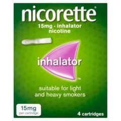 Nicorette Inhalator 15mg 4s