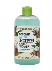 Creightons Coconut Water Bath & Shower Gel 500ml