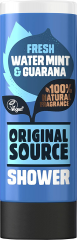 Original Source Shower Gel Water Mint and Guarana 250ml
