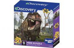Discovery Prime 3D Puzzles 150 Pieces - T-Rex