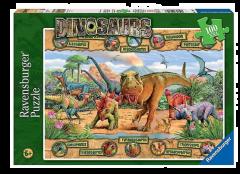 Ravensburger Dinosaurs XXL Puzzle 100 Piece