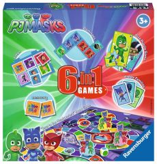 PJ Masks Pig 6-in-1 Games