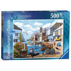 Wholesale Ravensburger Tranquil Harbour - 500 Piece Jigsaw Puzzle