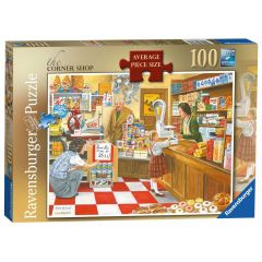 Wholesale Ravensburger The Corner Shop - 100 Piece Jigsaw Puzzle