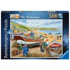Wholesale Ravensburger The Fisherman No 19 - 500 Piece Jigsaw Puzzle