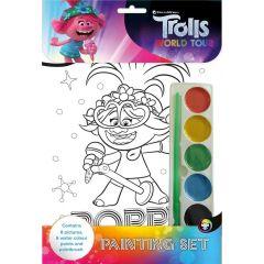 Trolls 2 Painting Set