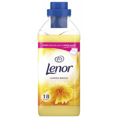 Lenor Fabric Conditioner Summer Breeze 18W 630ml