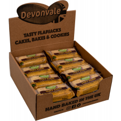 Wholesale Devonvale Tasty Bakes Crumble - Blackcurrant & Apple 80g