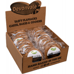 Devonvale Oat Cookies - Chocolate Chunk 65g