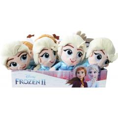 Disney Frozen 2 - 6 Inch Plush Assortment in CDU