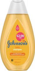 Johnson's Baby Shampoo PMP £2 300ml