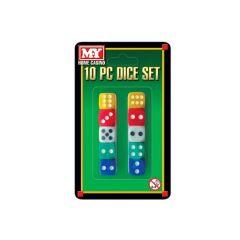 M.Y Dice Set - 10 Piece
