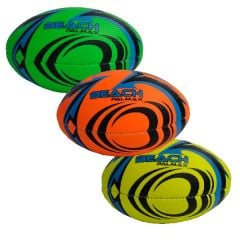 Soft Touch Mini Rugby Ball 3 Assorted