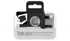 Juice Mains Charger 3.6AMP Black
