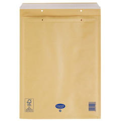 Manilla Bubble Envelopes Bulk - G 230 x 340mm
