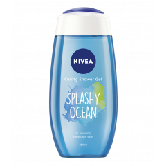 Nivea Shower Gel Splashy Ocean 250ml