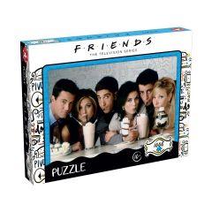 Friends Milkshake 1000 Piece Jigsaw Puzzle