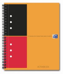 Oxford International A5+ Activebook