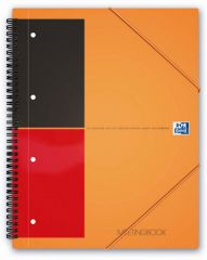 Oxford International A4+ Meeting Book 3 Flap Cover Folder