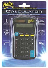 Helix 8 Digit Calculator