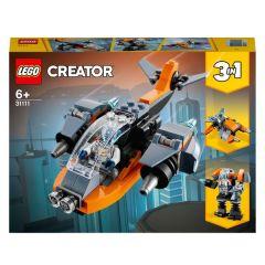 LEGO 31111 Creator 3in1 Cyber Drone