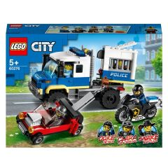 LEGO 60276 City Police Prisoner Transport Truck